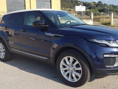 brugt Land Rover Range Rover evoque - 2016