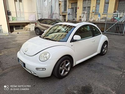 usata VW Beetle New2.0 impianto GPL OK fino 2029