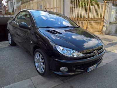 używany Peugeot 206 CC 1.6 16V - Km 70.000 rif. 11800699