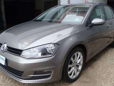 usata VW Golf 1.6 TDI 110 CV 5p. Executive Bl