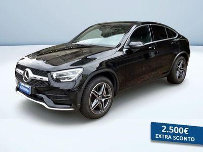 usata Mercedes 200 CLASSE GLC COUPE GLC Couped Premium Plus 4matic auto