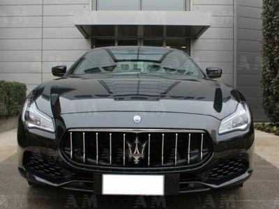 brugt Maserati Quattroporte 3.0 V6 Diesel 250CV MY 2018 *VETTURA UFFICIALE I