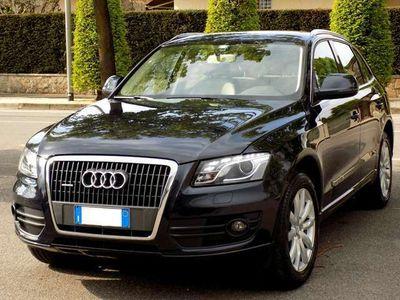 usata Audi Q5 2.0D quattro-Tagl.-P.Beige,Navi,Led-GARANZIA