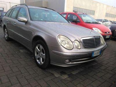 gebraucht Mercedes E270 CDI cat Avantgarde