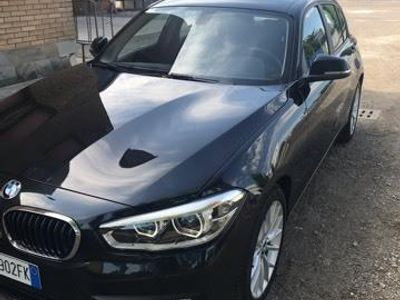 "gebraucht BMW 118 Serie 1 (F20) 5p. Advantage cerchi 17"" navi"