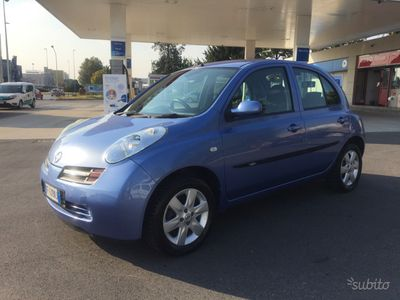 brugt Nissan Micra 1.2 solo78000km 2012 EURO5