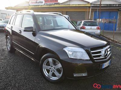 usata Mercedes GLK220 classecdi 4matic blueefficiency sport diesel