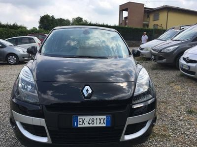 brugt Renault Scénic Scenic1.5 dCi 110CV EDC Live