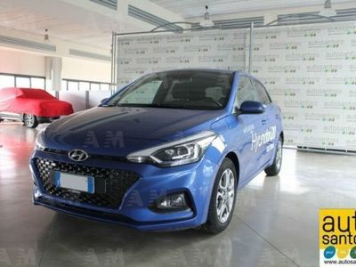 gebraucht Hyundai i20 1.2 84 CV 5 porte Comfort nuova a Salerno
