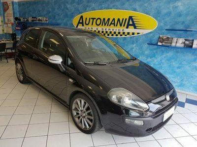 usata Fiat Grande Punto Evo 1.3 Mjt 95 CV Automatica