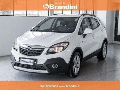 gebraucht Opel Mokka 1.6 cdti Ego s&s 4x4 136cv m6