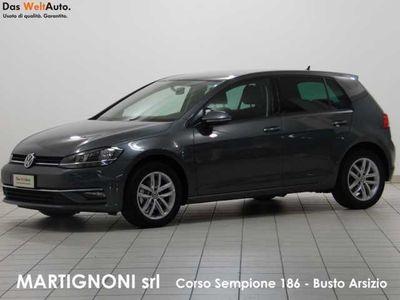 usata VW Golf VII 7ª serie 1.0 TSI 115 CV 5p. Business BlueMotion Te