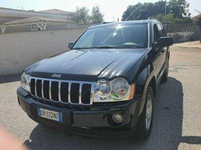 usata Jeep Grand Cherokee 3.0 CRD DPF Limited