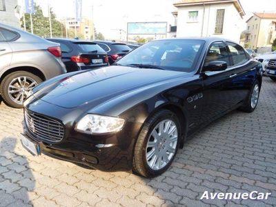 brugt Maserati Quattroporte 4.2 V8 Automatica SEMPRE TAGLIANDATA IN !