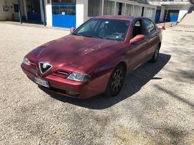 usado Alfa Romeo 166 2.4 jtd