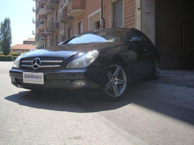 used Mercedes CLS350 CDI GRAND EDITION TOTAL BLACK!!