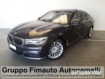 begagnad BMW 730 d xdrive luxury aut. diesel