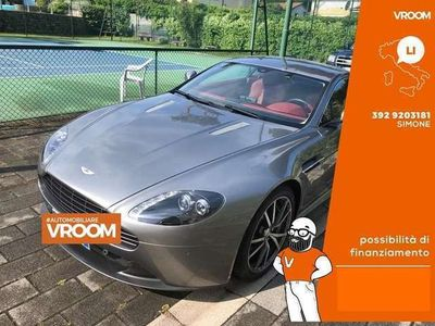 usata Aston Martin Vantage S Coupé Sportshift km. 7311