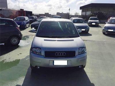 usata Audi A2 1.4 16v 75 Cv Top Gpl Usato