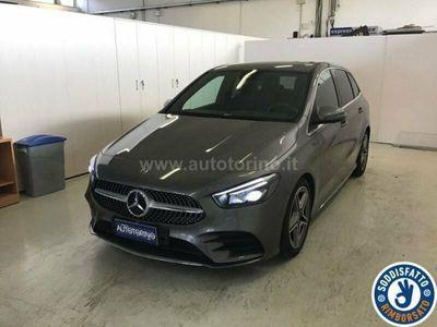 usata Mercedes B180 B 180d Premium auto
