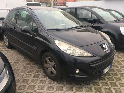 usata Peugeot 207 1.4 8V 75CV 3p. X Line ECO GPL