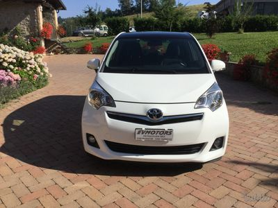 usata Toyota Verso-S 1.3 BENZINA 5P - 2012