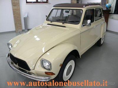 usado Citroën Dyane 6 d'epoca anno 1977
