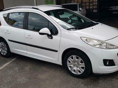 used Peugeot 207 1.4 8V 75CV SW X Line ECO GPL