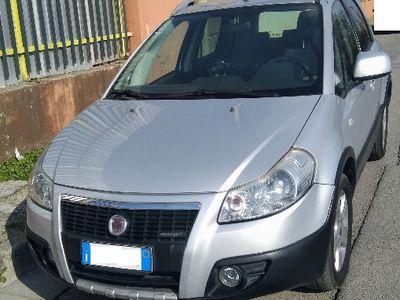 brugt Fiat Sedici 1.9 Diesel 2009 4x2