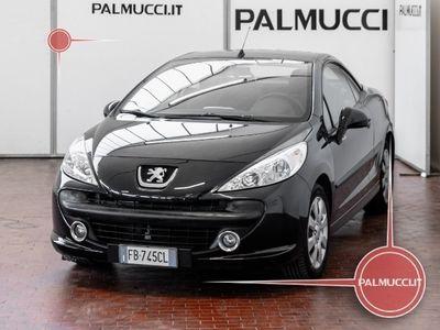 usata Peugeot 207 Allestimento Feline 1.6 Benzina 120cv