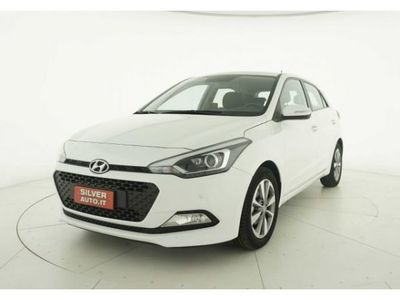 used Hyundai i20 1.2 84 CV 5 porte Comfort
