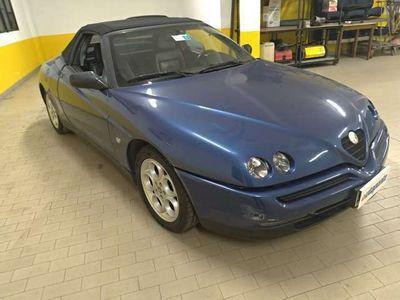 usata Alfa Romeo Spider 2.0i 16V Twin Spark cat