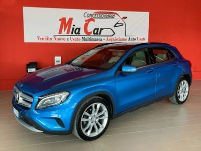 usado Mercedes GLA220 d Automatic FULL OPTIONAL
