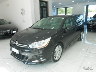usata Citroën C4 2.0 HDi 150 FAP Exclusive TETTO PANOR