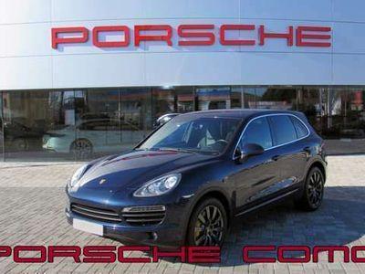 usata Porsche Cayenne S Diesel-IVA ESP-FRENI CARBOCERAMICI-SEDILI VENTIL