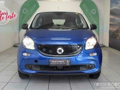 usata Smart ForFour Electric Drive Youngster Aut.