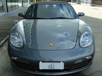 "usata Porsche Boxster 3.4 24V S Pelle Totale/Navigatore/Xeno/Cerchi 18"""