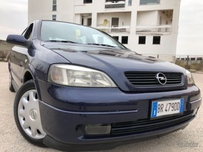 usata Opel Astra PORTE 1.4 BENZ EURO 4 ECONOMICA 2001