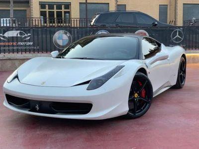 usata Ferrari 458 *IMPECCABILE*PERLATA*FATTURE TAGLIANDI*