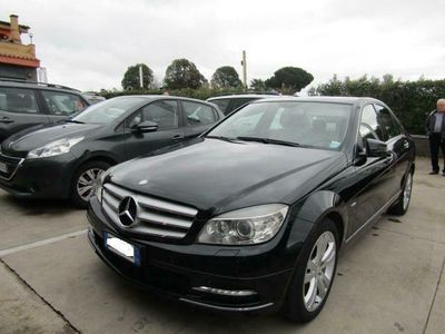 usata Mercedes C220 CDI BlueEFFICIENCY Avantgarde