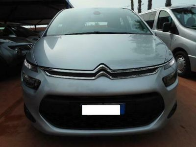 usata Citroën C4 Picasso BlueHDi 120 S&S AUTOMATIK