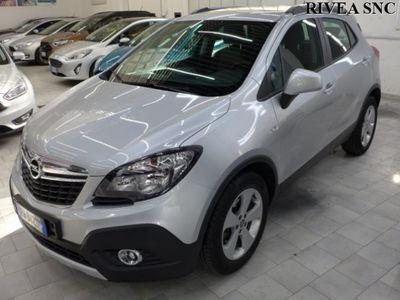 gebraucht Opel Mokka 1.4 Turbo Ecotec 140CV 4x4 Start&Stop Ego