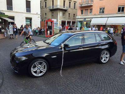 usata BMW 525 Serie 5 (F10/F11) Touring Luxury