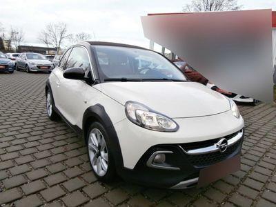 gebraucht Opel Adam Rocks Ecoflex 1.0 Turbo Multif.lenkrad Rdc Klima Shz Temp Pdc Aux Usb Mp3 Esp Faltdach