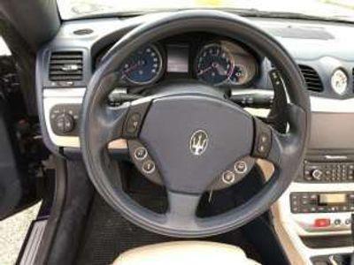 usata Maserati GranCabrio 4.7 V8 Benzina