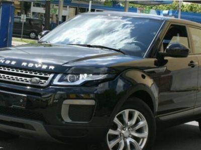 gebraucht Land Rover Range Rover evoque 2.0 TD4 Automatico
