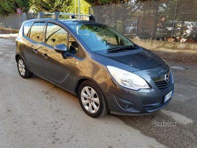 gebraucht Opel Meriva 1.4 benzina- pochi km - 2011