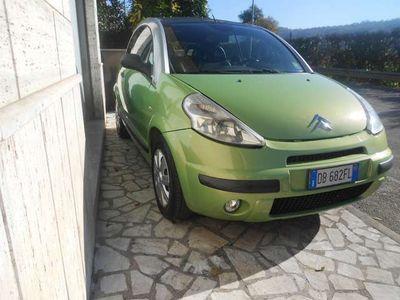 usata Citroën C3 Pluriel 1.4 HDI