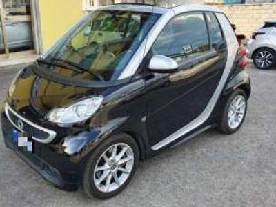 usata Smart ForTwo Cabrio fortwo 1000 52 kW MHD cabrio passion 1000 52 kW MHD passion
