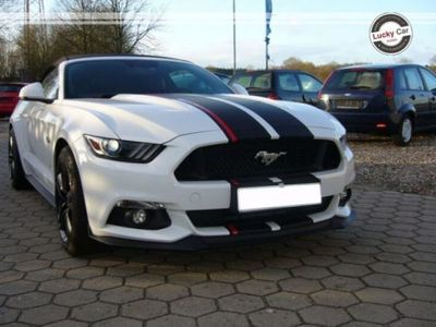 usata Ford Mustang GT Convertible 5.0 V8 TiVCT Auto. (in color BIANCO)